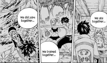 gray and erza relationship trust