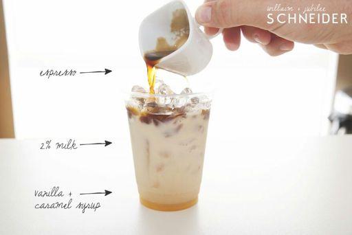 Iced Caramel Macchiato Wiki Coffee Shop Amino