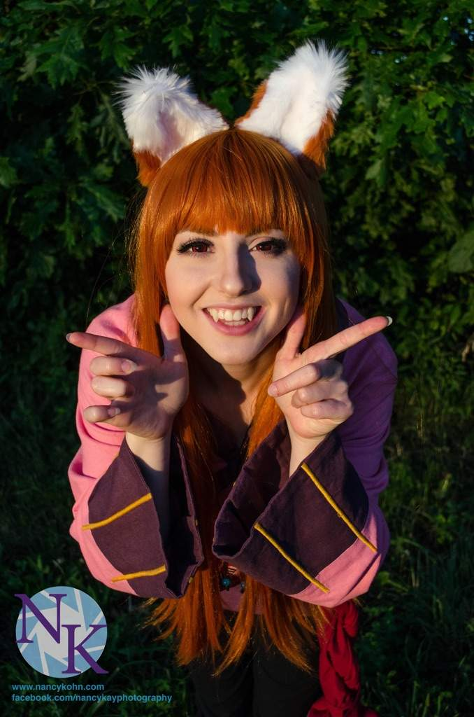 Holo the wise wolf cosplay