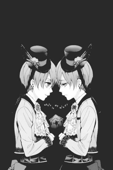 Image result for ciels twin brother