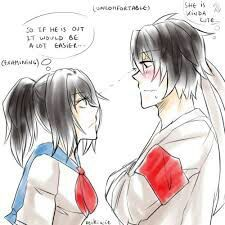 Does Budo have a Crush on Yandere-chan?!! | Yandere