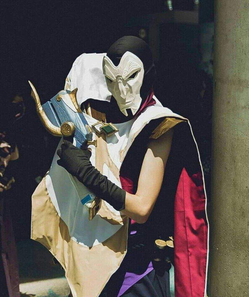 Jhin At Anime Expo 2016 Photodump League Of Legends Official Amino