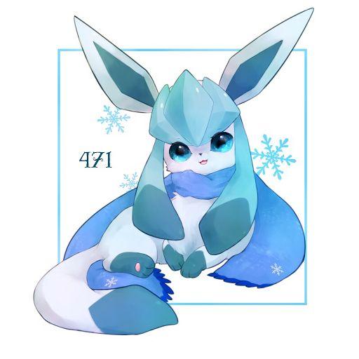 Glaceon wiki pok mon en espa ol amino - Givrali pokemon ...