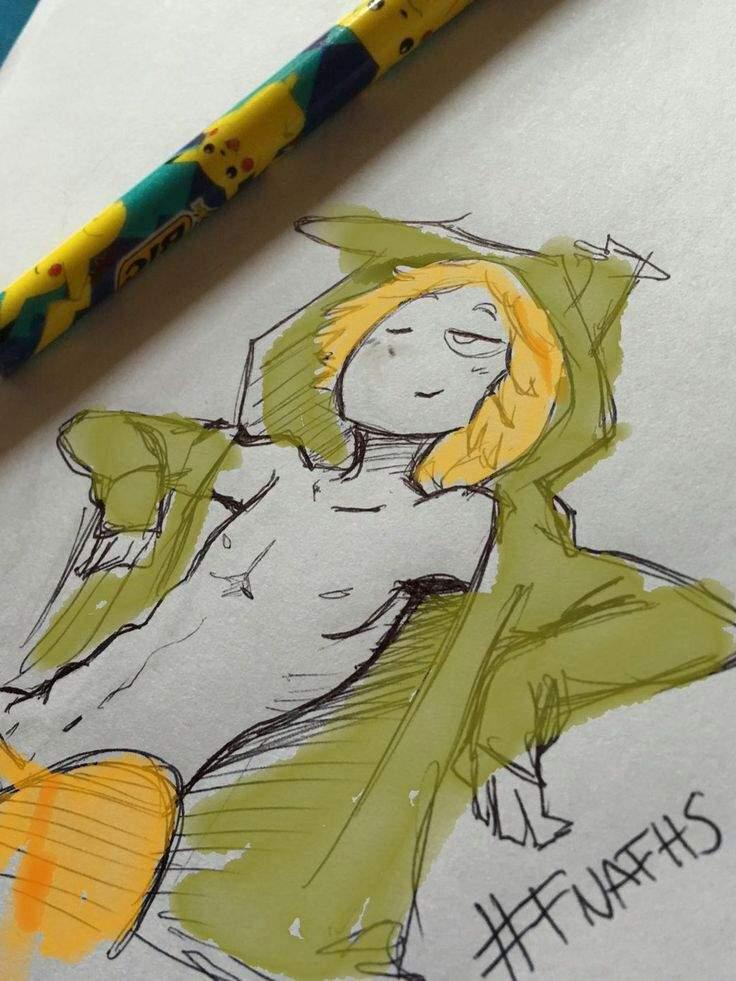 Dibujos de fnafhs por edd00chan fnafhs amino amino