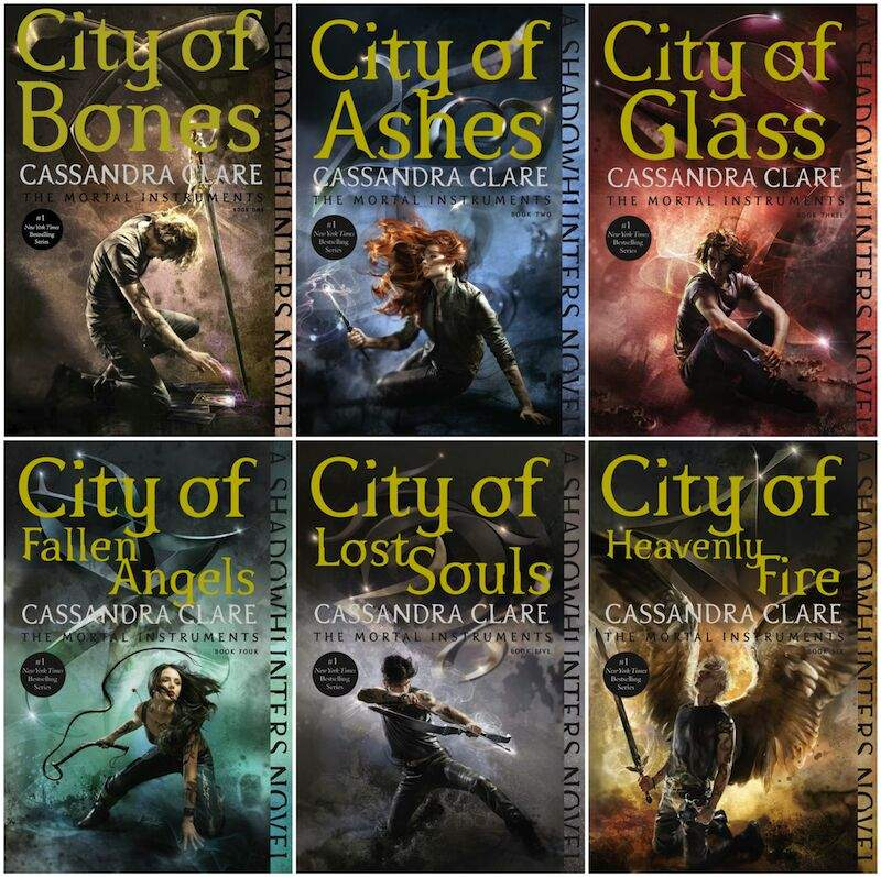 Should i read Mortal Instruments before Lady Midnight? | Books ...