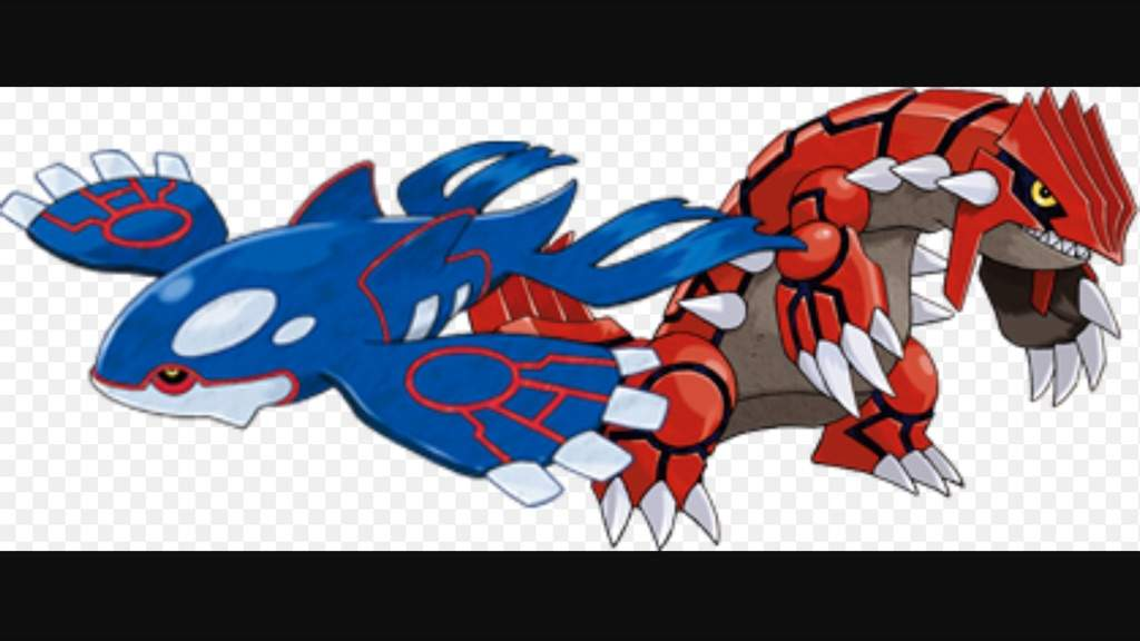 Kyogre or groudon pok mon amino - Pictures of groudon and kyogre ...