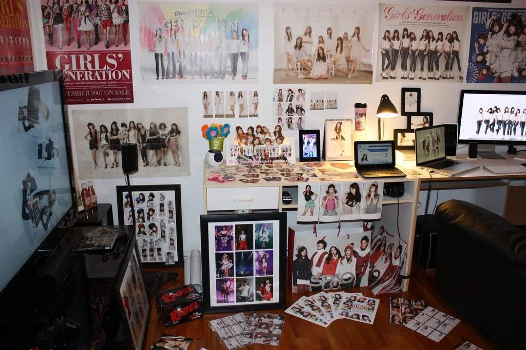 Consejos para decorar una habitaci n estilo k pop k pop for Cuarto estilo tumblr