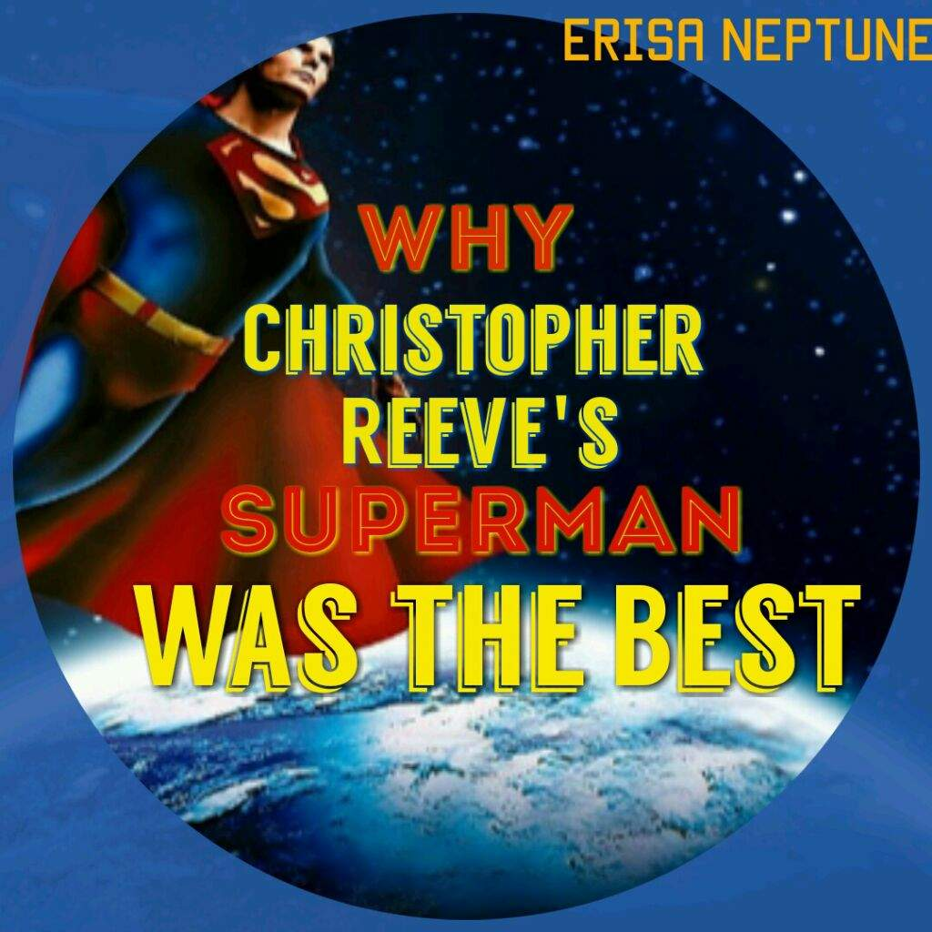 the reasons why christopher reeve is a true hero Beyond possessing the perfect look for the hero, reeve can't help but exude a likability that makes the audience and citizens of metropolis alike immediately on the side of this intergalactic .