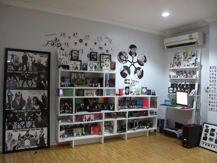 Consejos para decorar una habitaci n estilo k pop k pop for Como remodelar mi cuarto sin gastar dinero