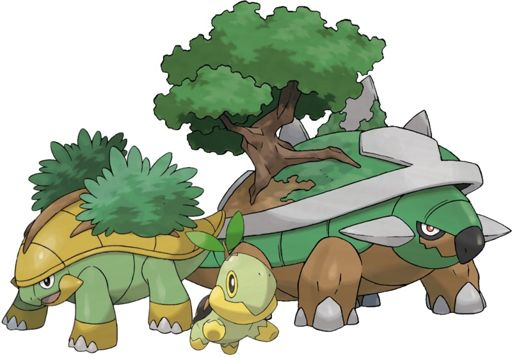Torterra Evolution | Wiki | Pokémon Amino