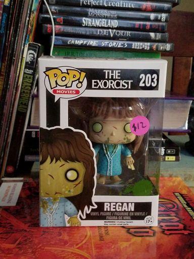 Funko POP 203 Regan L/'exorciste