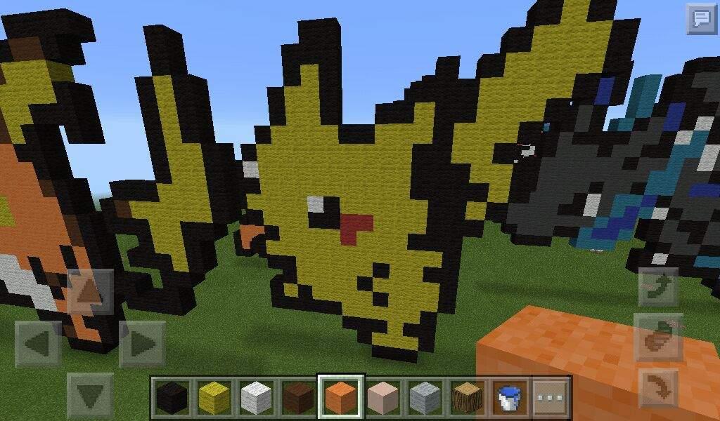 Pikachu And Raichu Pixels Pokémon Amino