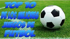Top 10 De Los Mejores Juegos De Futbol Para Celulares Futbol Amino