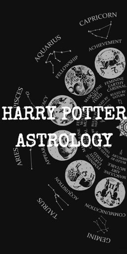 HP Astrology Part One | Harry Potter Amino