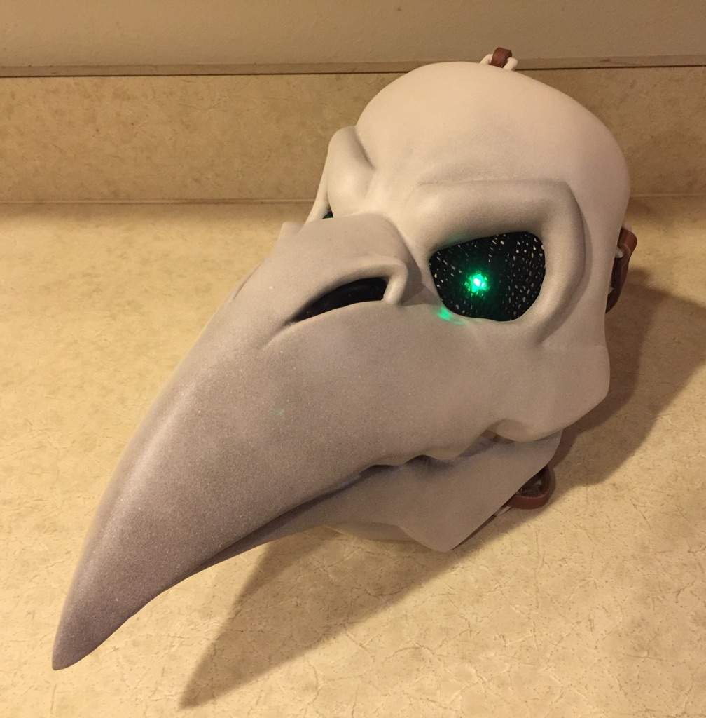 plague doctor reaper mask from overwatch