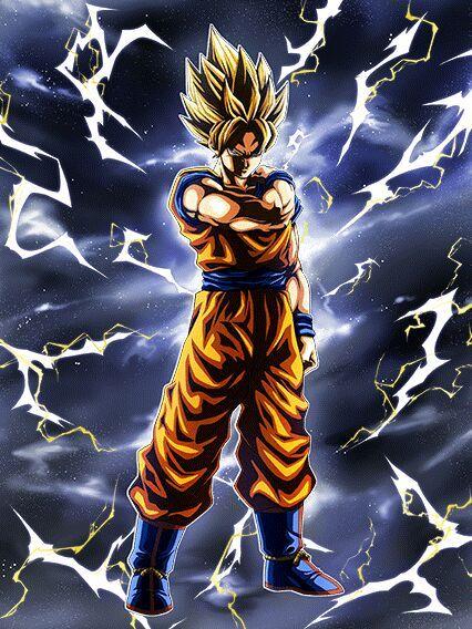 How to - LR Goku   DragonBallZ Amino