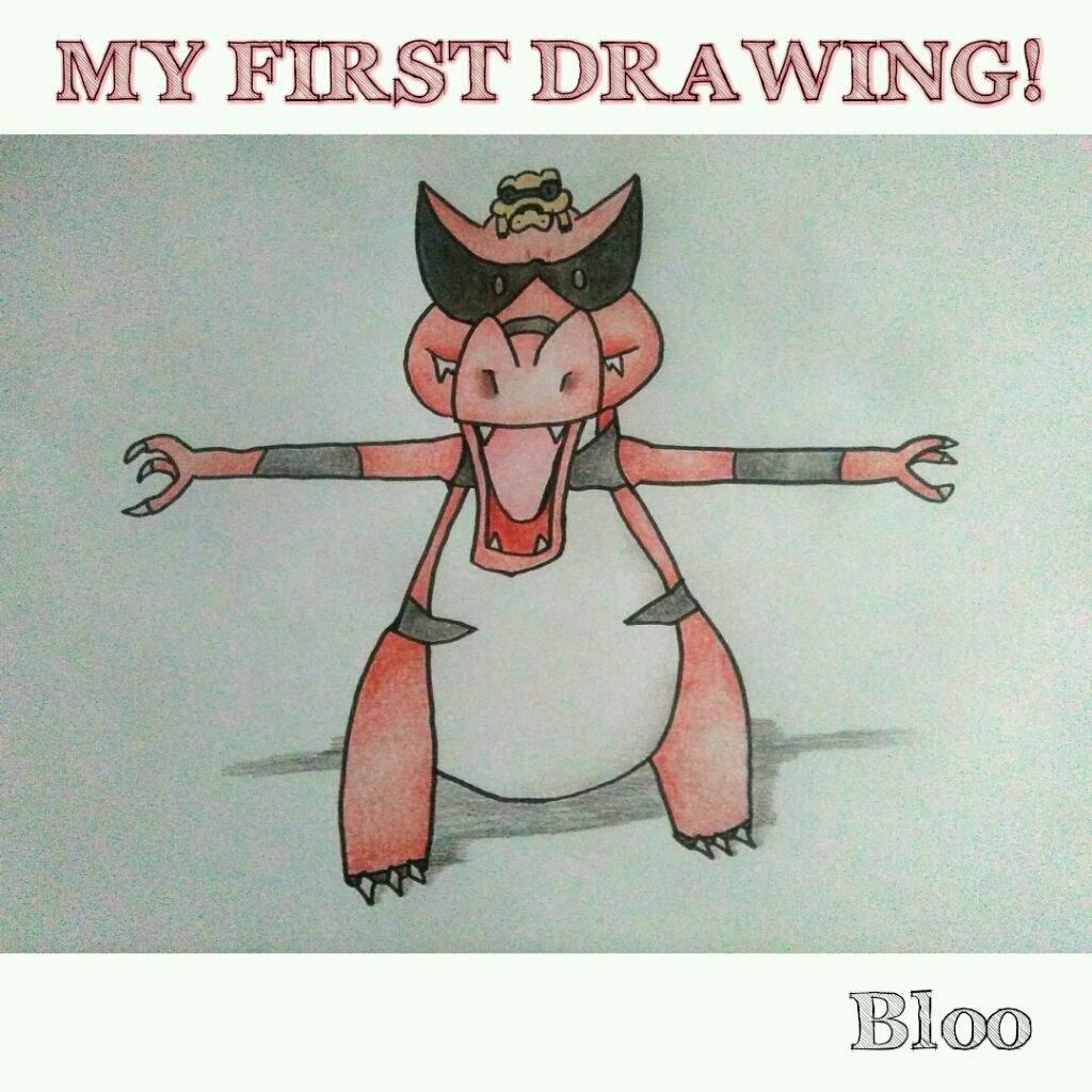 Mi primer dibujo de Pokmon  Pokmon En Espaol Amino