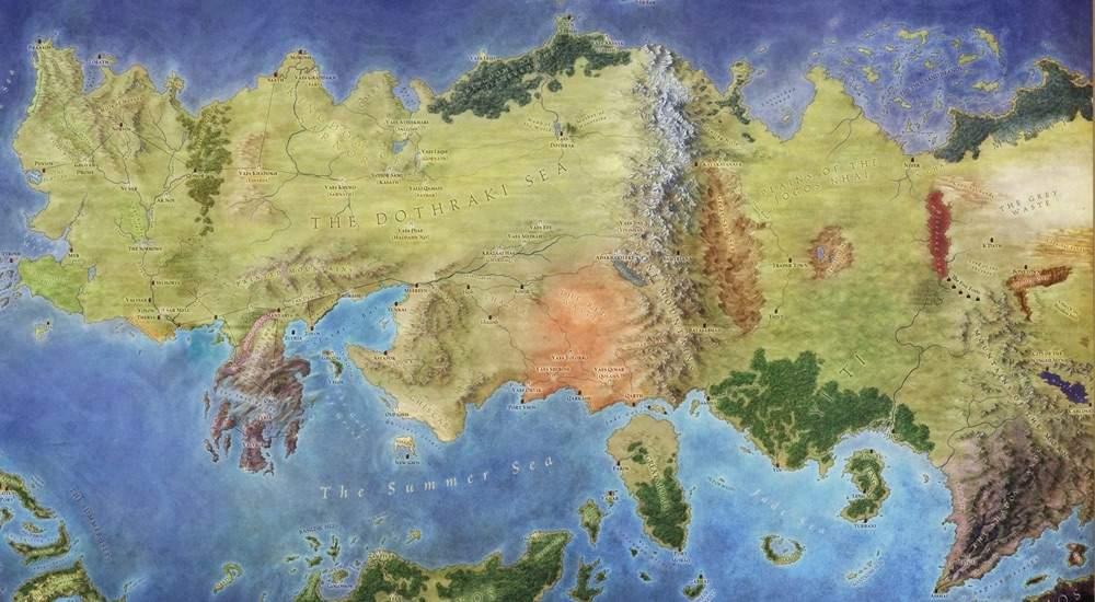 A War Between Westeros And Essos | Thrones Amino