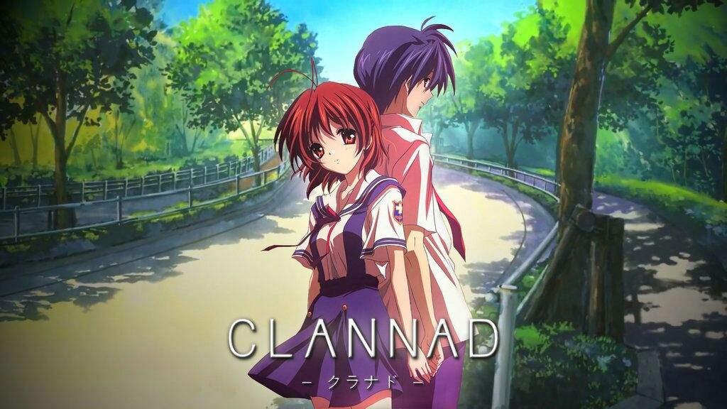 Resultado de imagen para Clannad