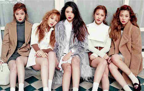 Girl Group Names - 0425