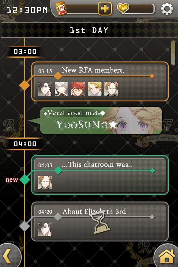 Chat Room Greetings