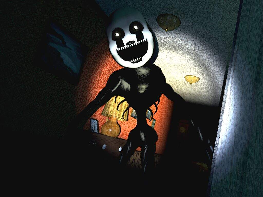 NightMarionette | Five Nights At Freddy's Amino