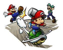 Mario And Luigi Partners In Time Wiki Mario Amino