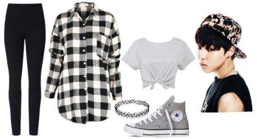perfect outfits inspirados en bts 10