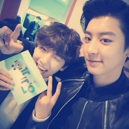 dara and chanyeol dating Dara dating chanyeol besides from best couple award with p o, dara was also nominated for new.