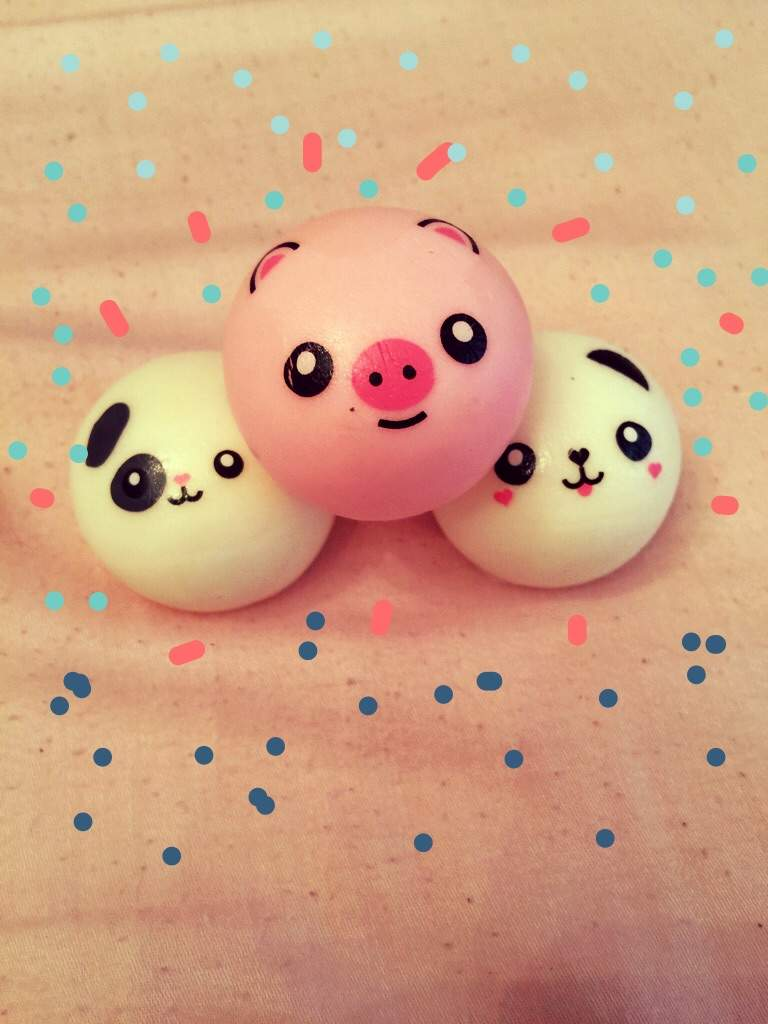Awesome Silly Squishies Animal Buns Squishy Love Amino