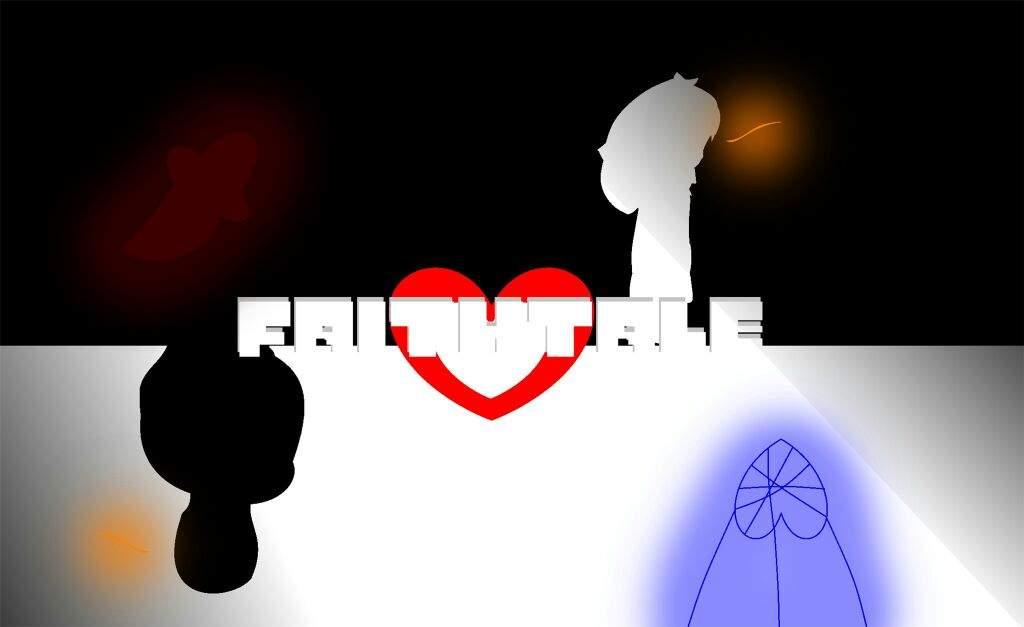 FaithTale] Page 1 Script   Undertale Amino