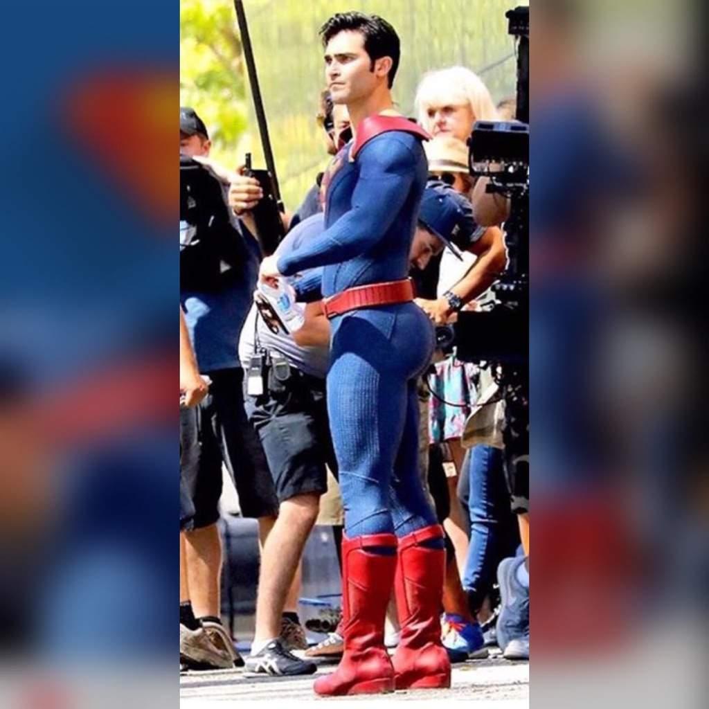 Superman Butt 121