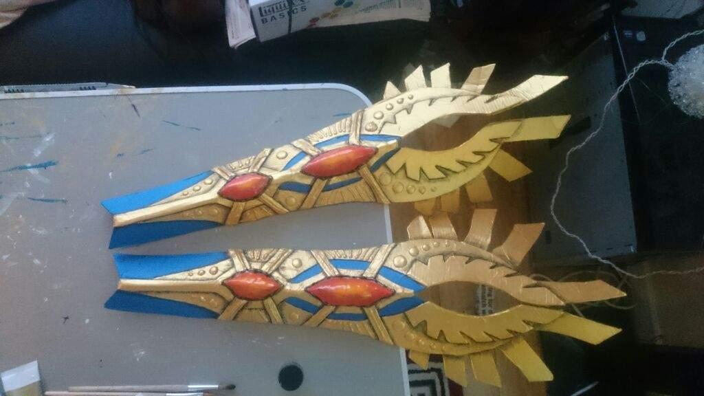 how to make cosplay armor cardboard