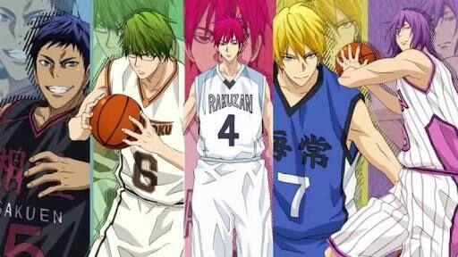 Favourite Kuroko no Basket Character??? | Anime Amino