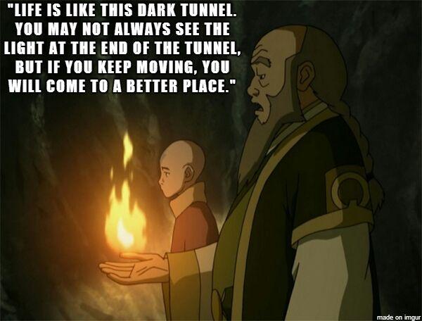 Anime influenced cartoons: Avatar the last Airbender ...
