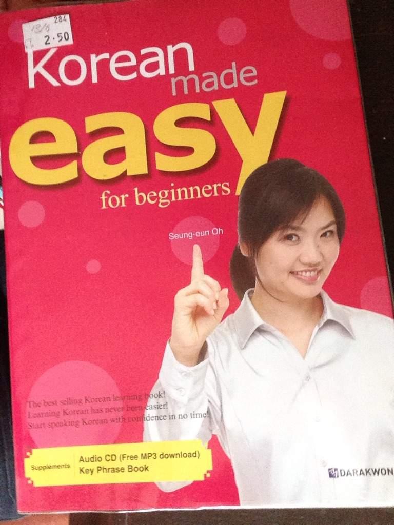 My Korean Book | Korean Language Amino
