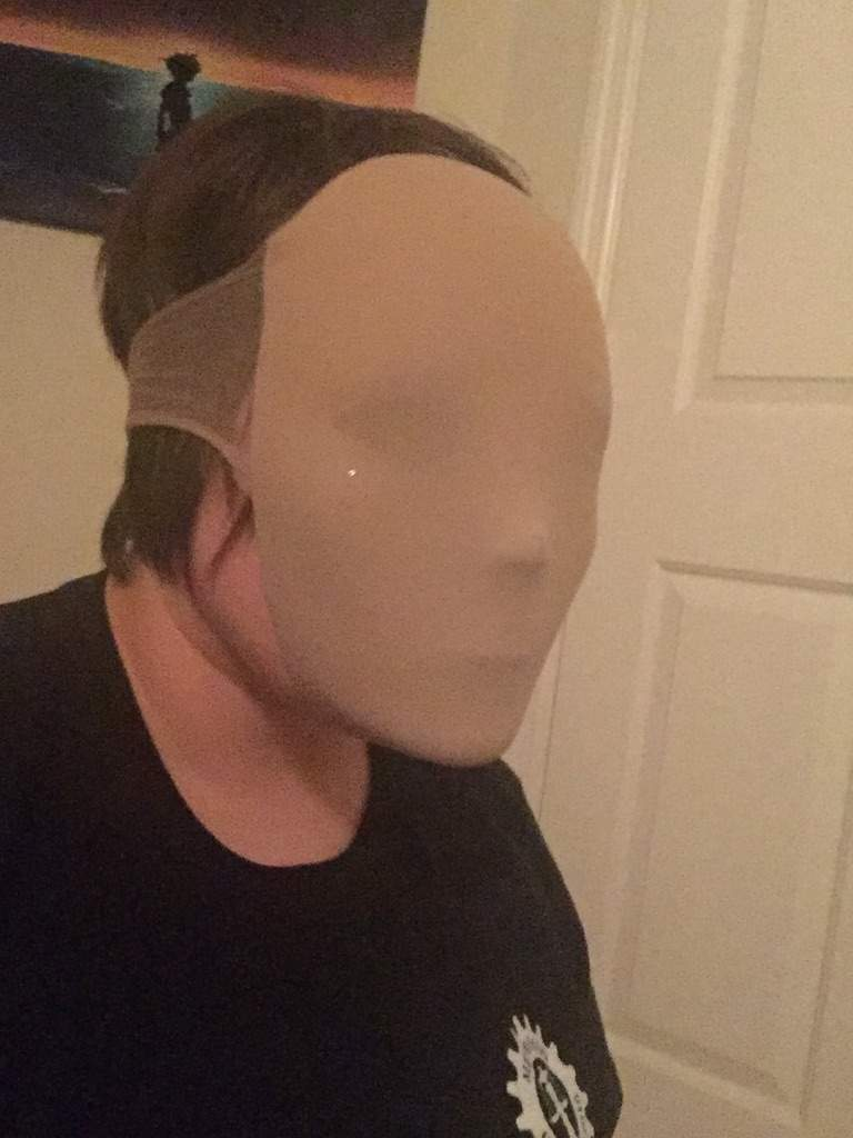 faceless mask tutorial title | Cosplay Amino