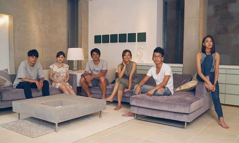 Intro to japanese reality tv terrace house k drama amino for Terrace house boys and girls in the city