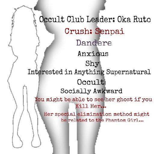 okkult club oka ruto