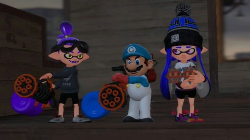 Sfm Splatoon Team Fortress 2 Left 4 Dead 2 By Superneung47