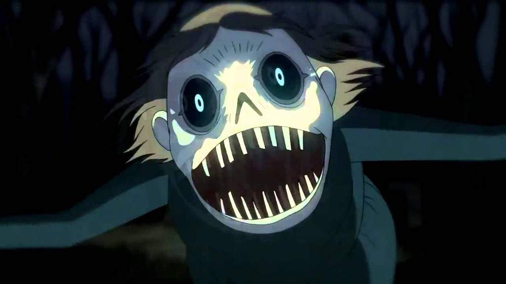 Not Horror But Still Scary 6 Over The Garden Wall