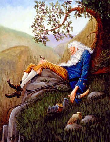 What Was The Name Of Rip Van Winkle S Dog