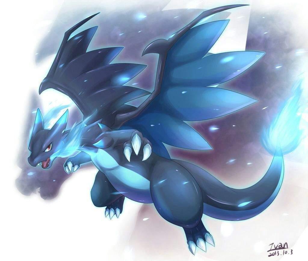 Méga Dracaufeu X Pokémon Amino