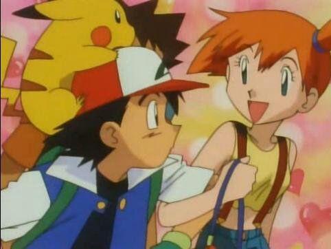 Ash And Misty Make Love