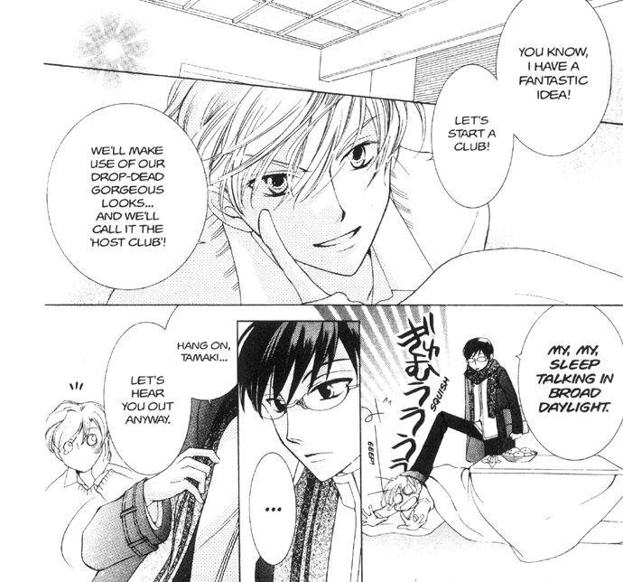 Read Manga Warm Wedding: Ouran High School Host Club