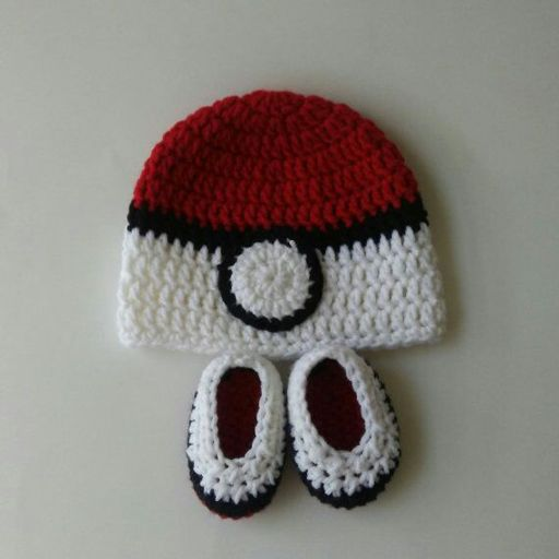 Hand crochet Pokemon set of 4: Pokeball, Master ball, Ultra ball ... | 512x512