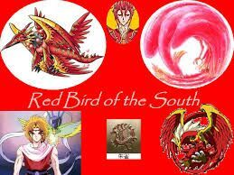 red bird of the south dranzer beyblade amino