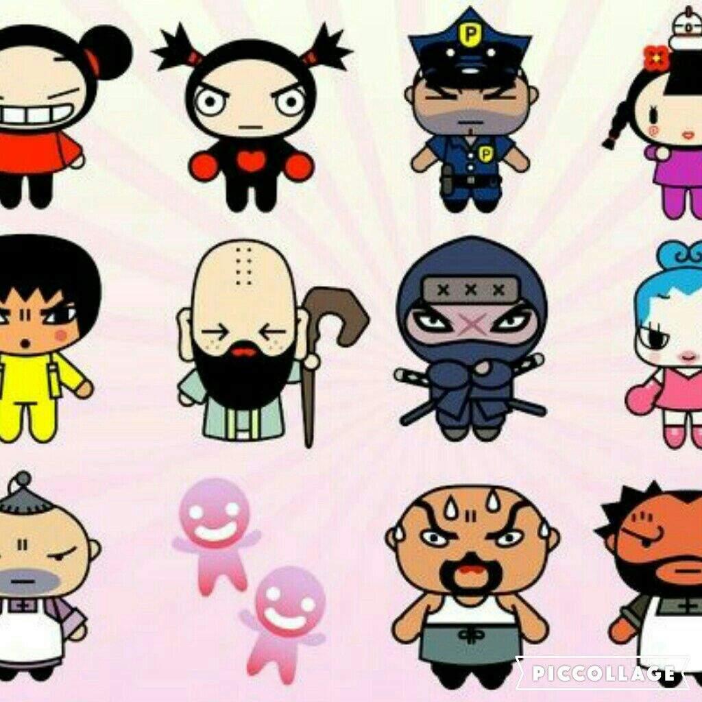 Underated Animation 2 Pucca Tv Series Cartoon Amino