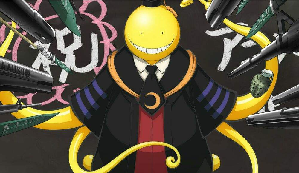 Anime Characters Born On August 8 : Character analysis quot koro sensei august th