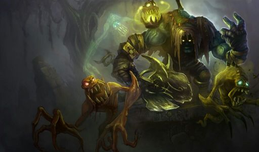 Yorick The Gravedigger Wiki League Of Legends